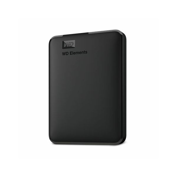 Vanjski Tvrdi Disk WD Elements™ Portable 1TB, 2.5˝  WDBUZG0010BBK-WESN