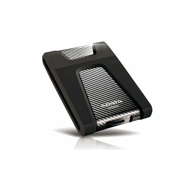 Vanjski tvrdi disk 1TB DashDrive HD650 Black, USB 3.0 ADATA  AHD650-1TU3-CBK