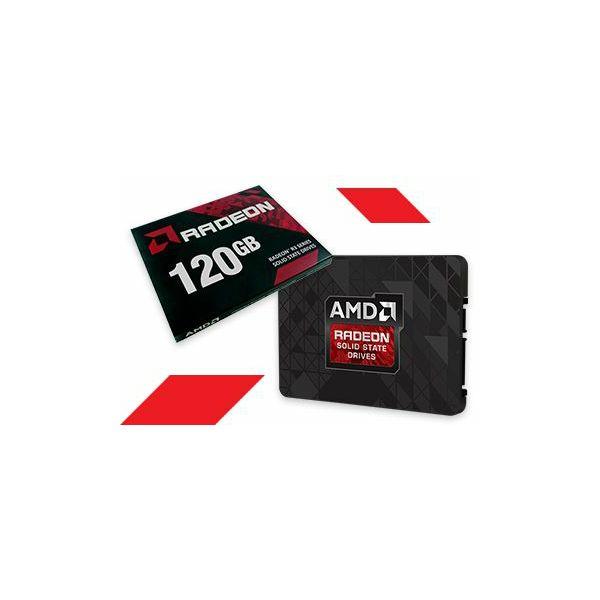 SSD AMD Radeon R3 120GB  R3SL120G
