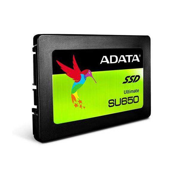 SSD Adata 120GB SU650 SATA 3D Nand  ASU650SS-120GT-C
