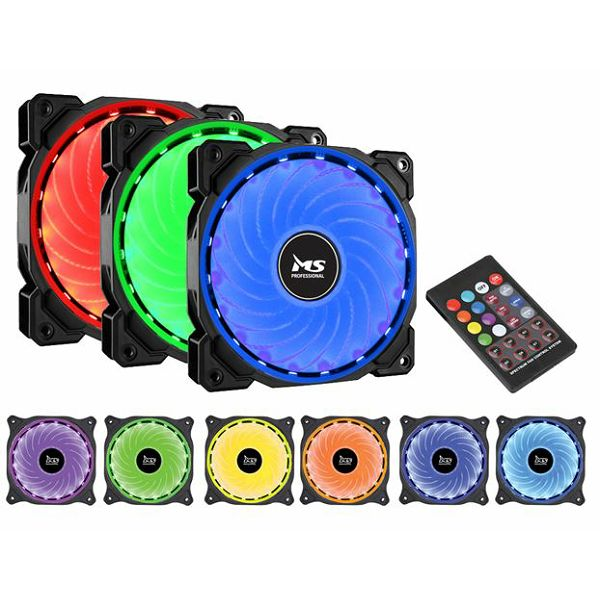 MS PC FUSION RGB kit za kućište