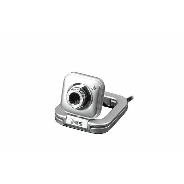 MS 301 web kamera, srebrna  301 silver