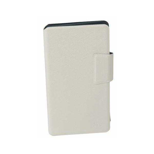 MS MODULE bijela univerzalna torbica za 4