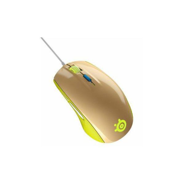 Miš žični SteelSeries Rival 100 Green  62339
