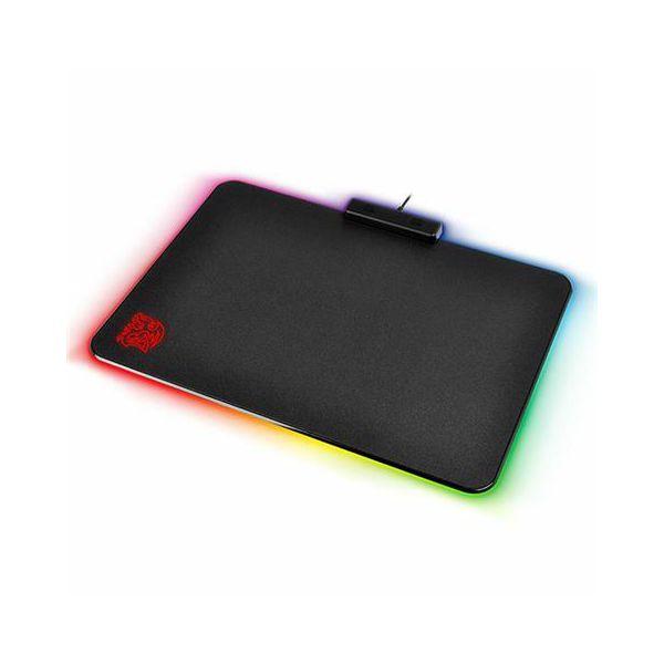 Podloga za miša TT eSports Draconem RGB - Hard Edition  MP-DCM-RGBHMS-01