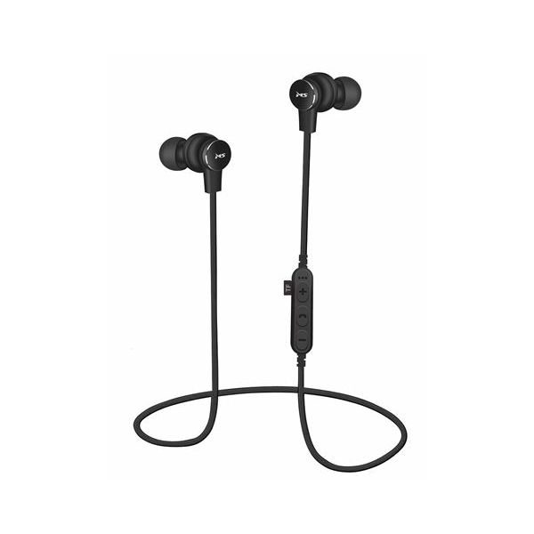 MS TRACK crne in-ear slušalice