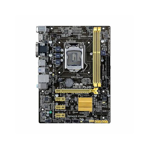 Matična ploča Asus H81M-PLUS  90MB0GI0-M0EAY0