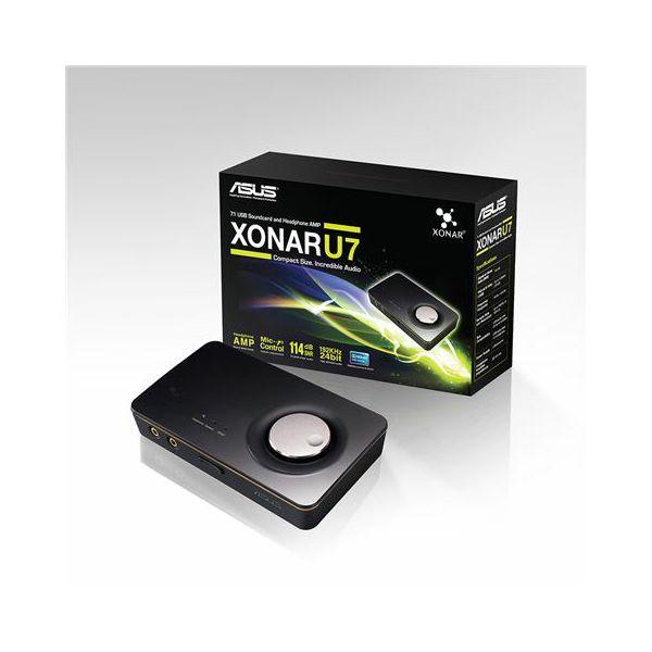 Zvučna kartica Asus XONAR U7