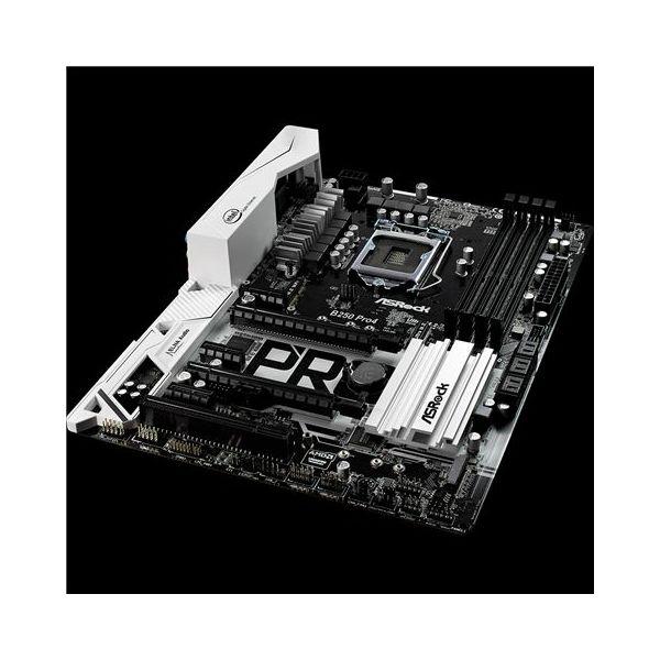 Matična ploča ASR B250 Pro4  90-MXB3S0-A0UAYZ