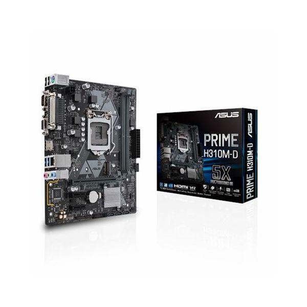 Matična ploča AS PRIME H310M-D