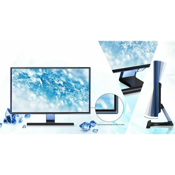 Samsung HDTV monitor LT22E390EW/EN  LT22E390EW/EN