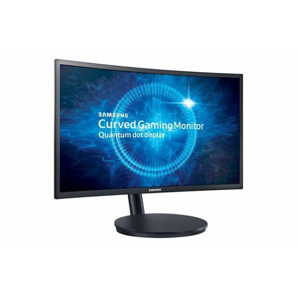 Samsung monitor LC24FG70FQUXEN Zakrivljeni Gaming 144Hz Pivo  LC24FG70FQUXEN