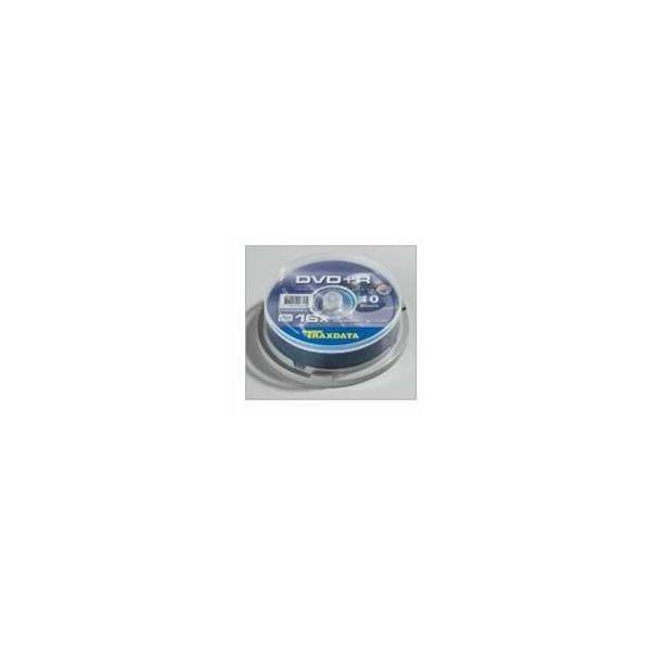 TRAXDATA OPTIČKI MEDIJ DVD+R 16X CAKE 10  906753ITRA001