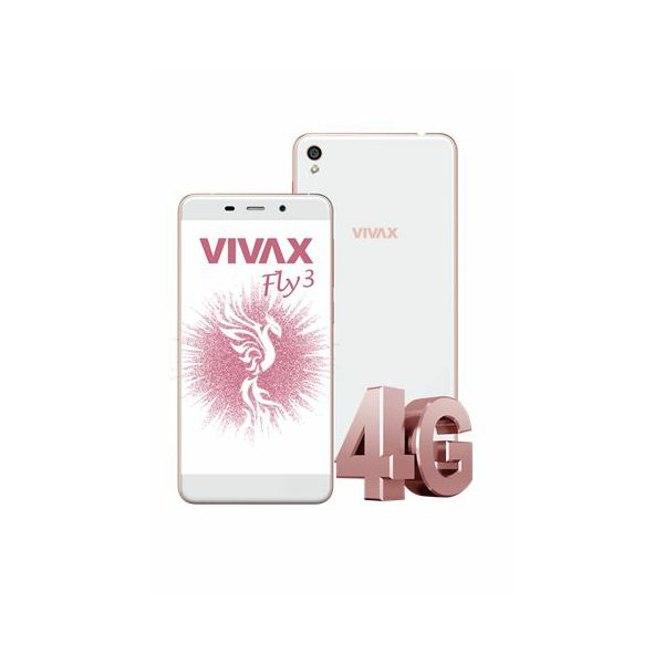 VIVAX Fly 3 LTE rose gold