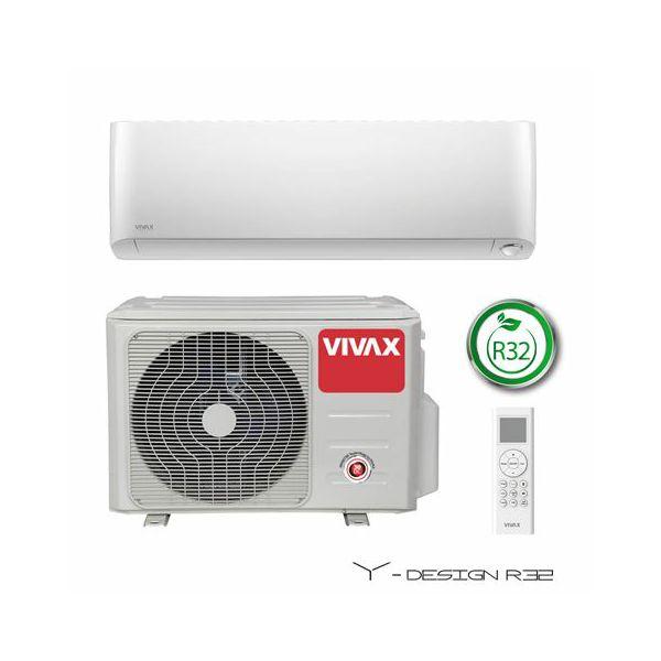 VIVAX COOL, klima uređaji, ACP-09CH25AEYI + gratis nosač
