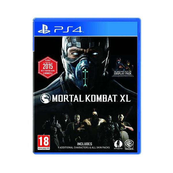 GAME PS4 igra Mortal Kombat XL