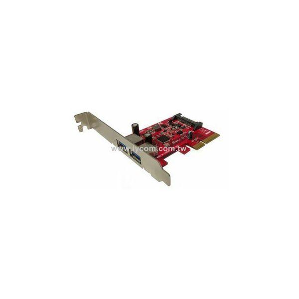 Kontroler Lycom PCIe Host adapter USB 3.1 superspeed  UB-132