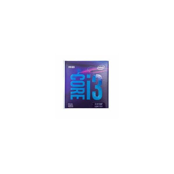 Procesor Intel Core i3 9100F