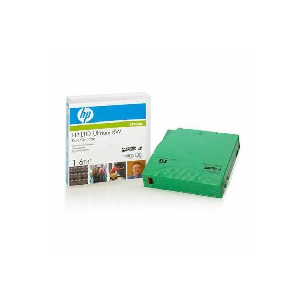HP LTO-4 1.6TB RW  C7974A  C7974A
