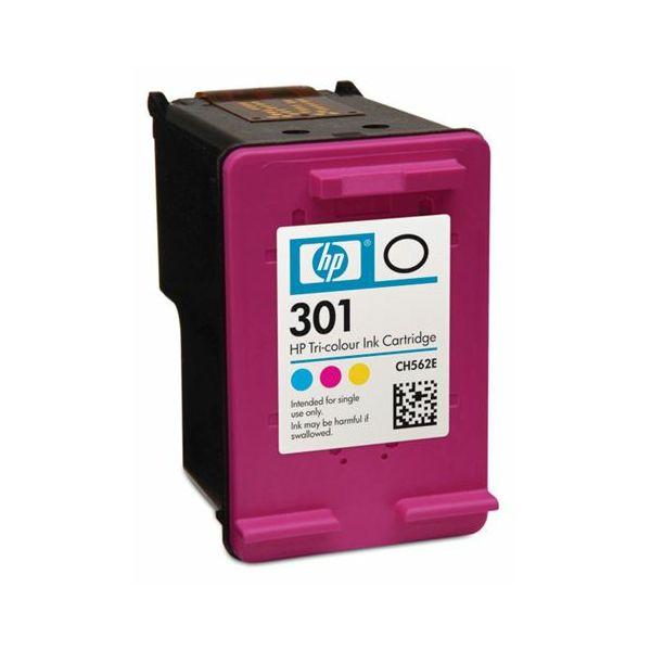 HP tinta CH562EE (no. 301)