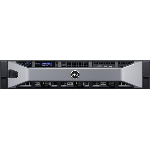 SRV DELL R530 1x E5-2620v4, 2x 600 GB 15k, 2x 2TB, 1x16GB ME