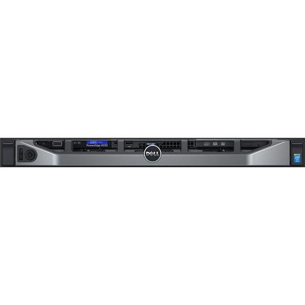 SRV DELL R330 E3-1220v6, 2x1TB, 1x8GB MEM
