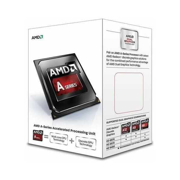 Procesor AMD A4 X2 4020  AD4020OKHLBOX