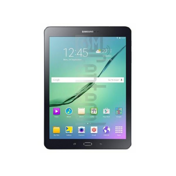 Tablet Samsung Galaxy Tab S 2 T819, black, 9.7/LTE  SM-T819NZKESEE