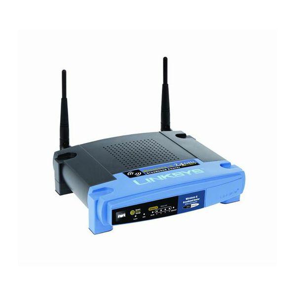 Linksys bežični router WWRT54GL-EU  WRT54GL