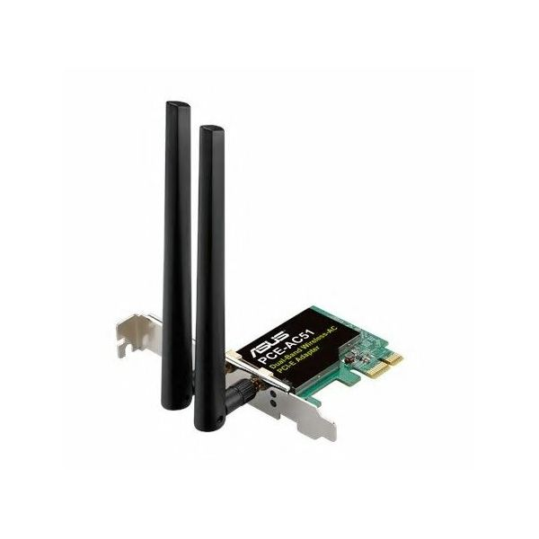 PCI-E bežični adapter Asus PCE-AC51  90IG02S0-BO0010