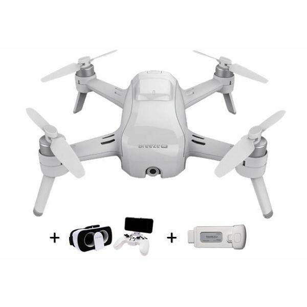 Yuneec Set Breeze Dron + Joystick i FPV naočale + dodatna ba
