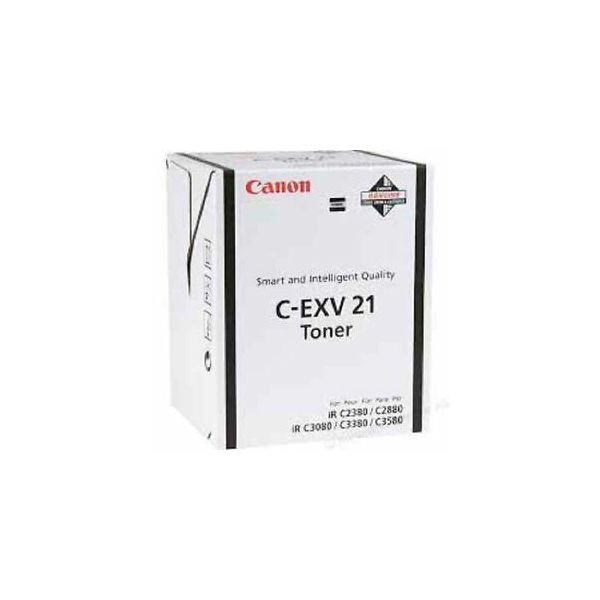 Toner Canon  C-EXV21 Black  C-EXV21 Bk