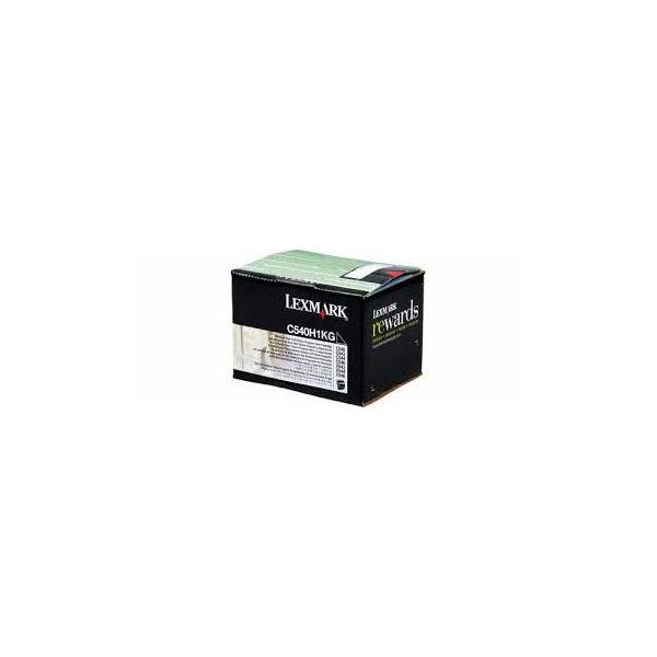 Toner LEXMARK C540/ 543/ 544 Black High Yield  C540H1KG