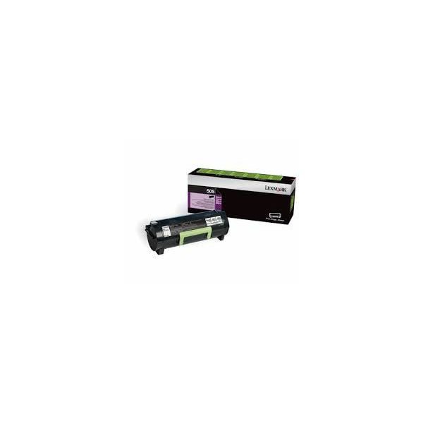 Toner Lexmark MS310/312/410/510/610 toner 505  50F5000