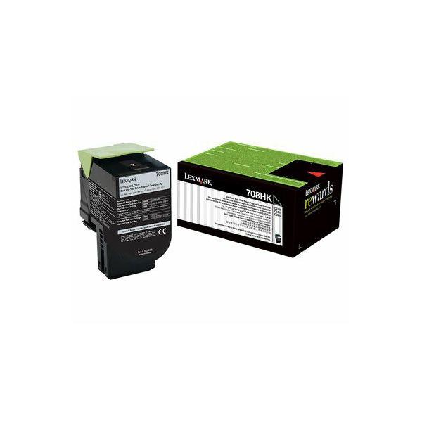 SUP TON LEX CX310/410/510 Black toner 2.500 str  80C8SK0