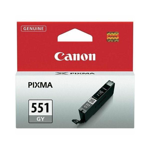 Tinta Canon CLI-551 Grey  CLI-551 G