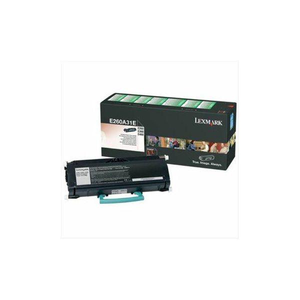 Lexmark toner Optra E260  E260A31E