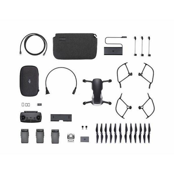 DJI MAVIC Air Fly More Combo Onyx Black CP.PT.00000159.01