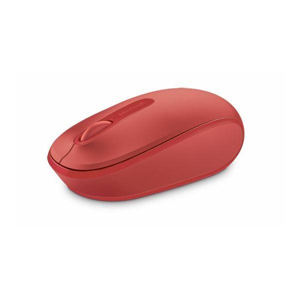 Microsoft Wireless Mobile Mouse 1850 Flame Red V2, U7Z-00034  U7Z-00034
