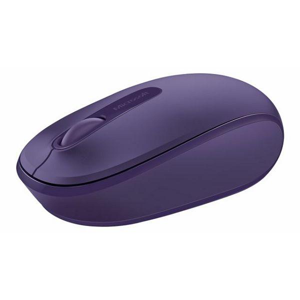 Microsoft Wireless Mobile Mouse 1850 Purple, U7Z-00044  U7Z-00044