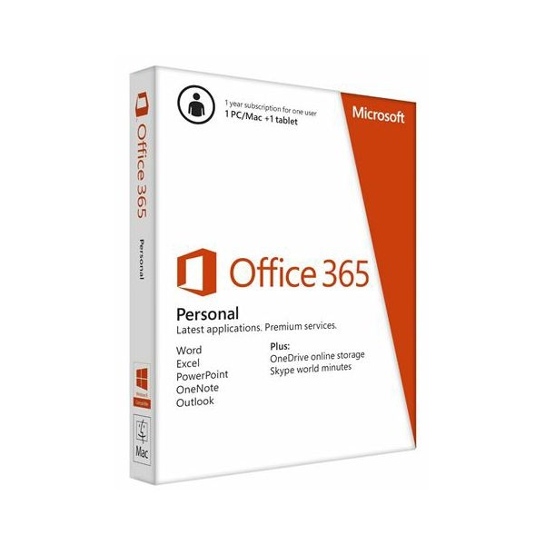 RETAIL Office 365Personal   (1 Year) Croatian  qq2-00102