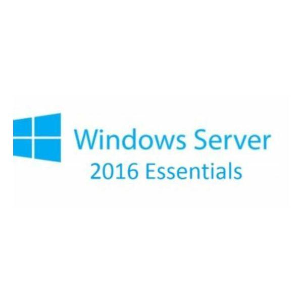 DSP Windows Server Essentials 2016 64Bit English 1-2CPU, G3S  G3S-01045