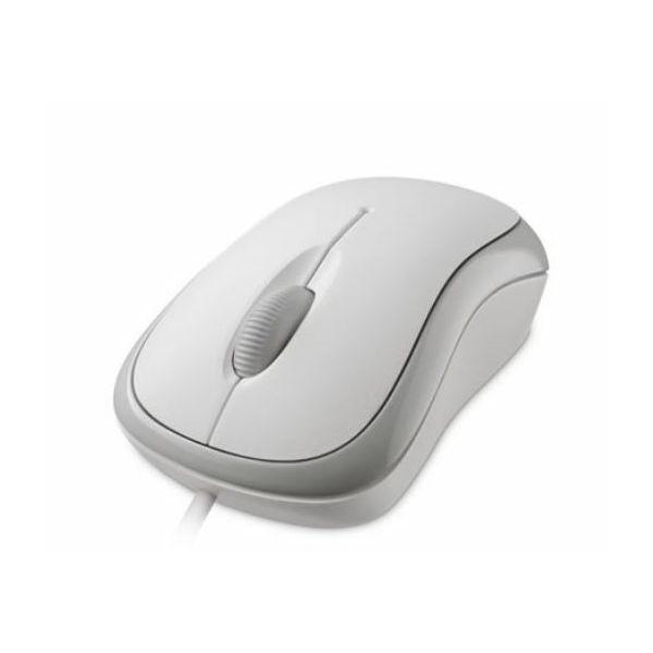Basic Optical Mouse White  P58-00060
