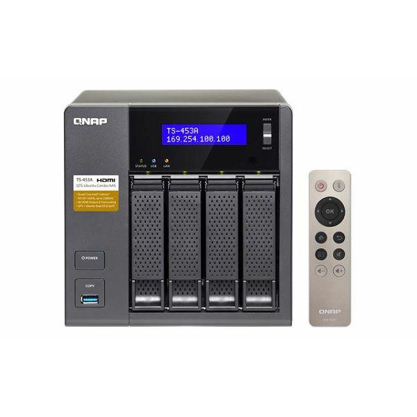 QNAP NAS TS-453A-4G  TS-453A-4G