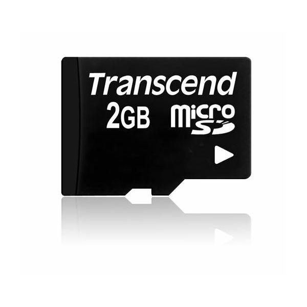 Memorijska kartica Transcend SD MICRO 2GB TS  TS2GUSDC