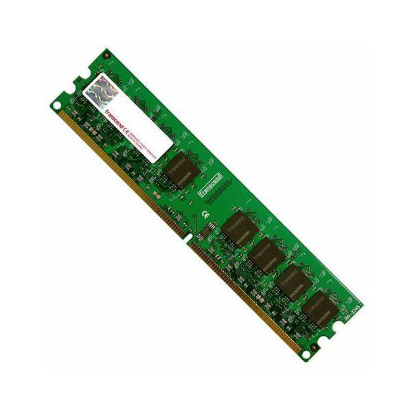 Memorija Transcend DDR2 1GB 800MHz, JM800QLU-1G  JM800QLU-1G