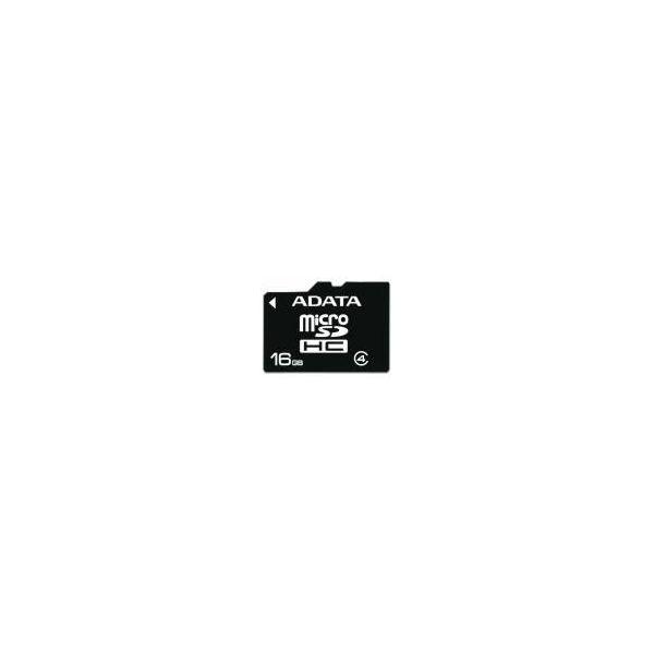 Memorijska kartica Adata SD MICRO 16GB HC Class4  AUSDH16GCL4-R