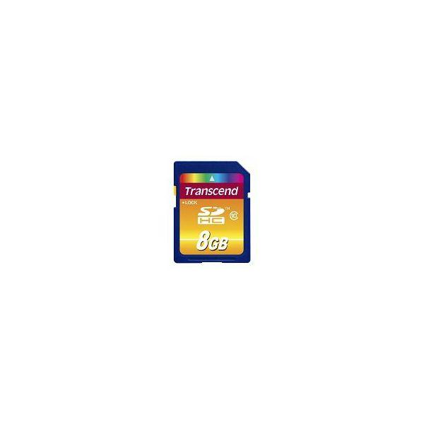Memorijska kartica Transcend SD 8GB HC SPD Class 10  TS8GSDHC10
