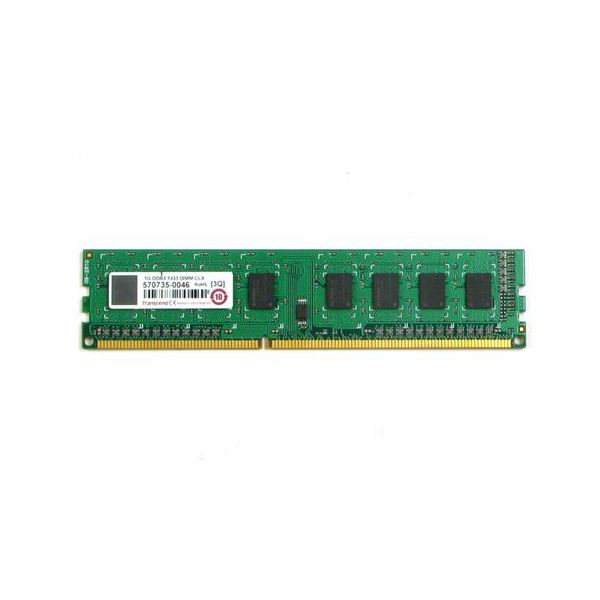 Memorija Transcend DDR3 1GB 1333MHz  TS128MLK64V3U