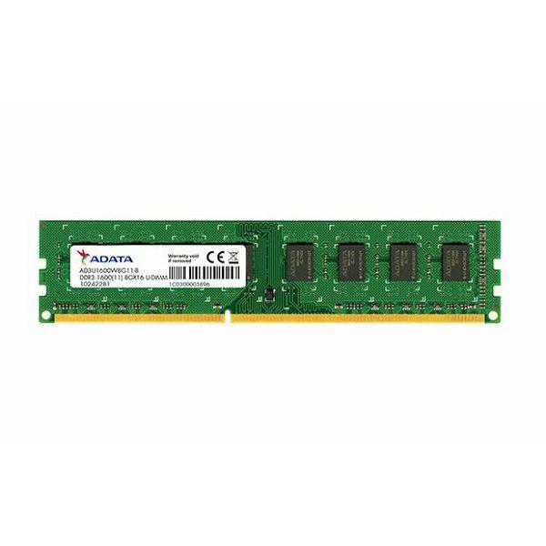 Memorija Adata DDR3 8GB 1600MHz - bulk  AD3U1600W8G11-B